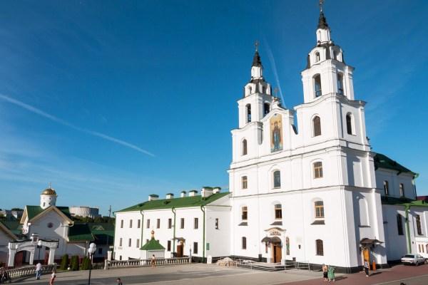 Белорусская Православная Церковь считает новую церковную ...