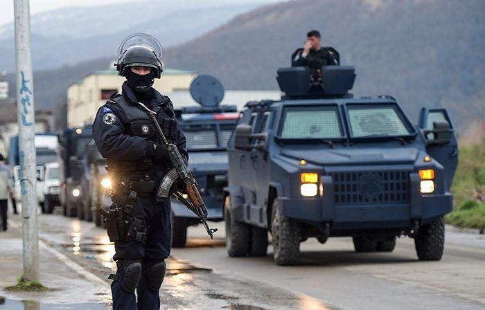 Сербская Церковь осудила насилие на севере Косово и Метохии