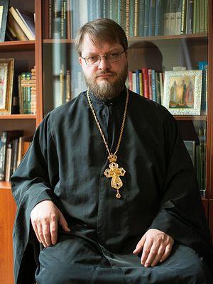 Протоиерей Николай Емельянов