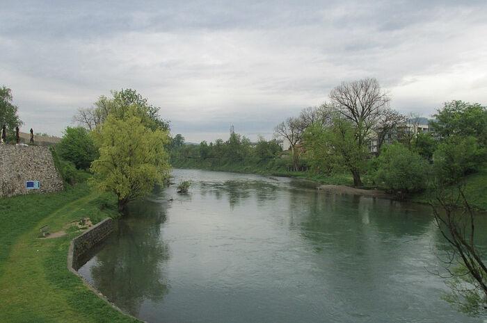 Река Врбас