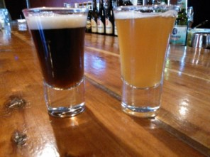 Tasters of the Dark and Pale Ales
