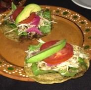 Panuchos. Definitely not tostadas.