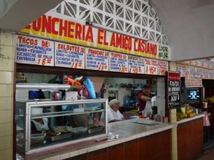 Lunch at El Amigo Casiano