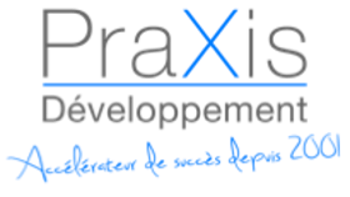 Logo PraXis Développement Formation professionnelle Vitré
