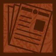 Rural Newsletter navigation button
