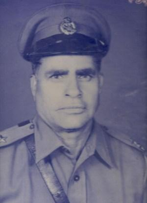 khoom singh choudhary