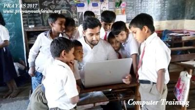 Computer Literacy Session