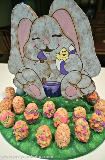Rice Kris Bunny