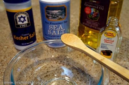 sea salt ingredients