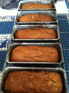 Sue's pumpkin bread3