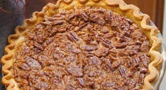 Abbey and Her First Pecan Pie – JD Style
