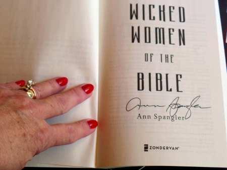 Signed WWotB Spangler