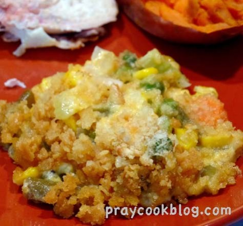 Mixed Veggie Casserole