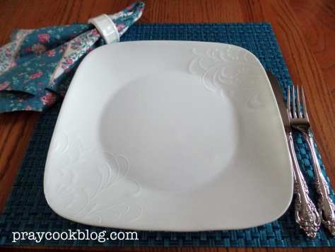 Corelle White on White Dishes