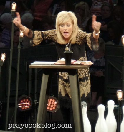 Beth Moore, Anointed to teach!
