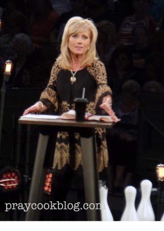 Beth Moore June 2016