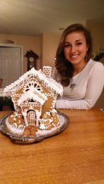 Abby Gingerbread House