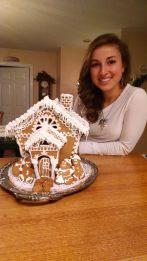 Abby Gingerbread House