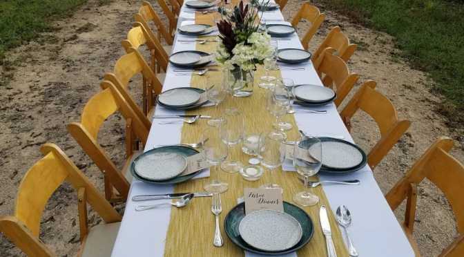 Edible Nashville Farm Dinner
