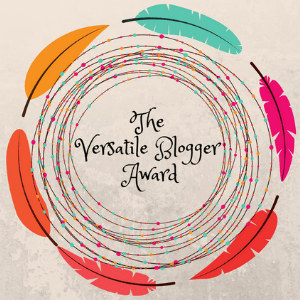Blogger Award Nomination