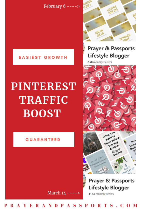 Boost Online Pinterest Presence