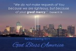 Prayer of Blessing and Protection for America