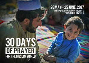 Pray for Muslims
