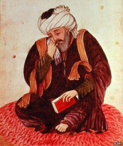 Hafiz. Mystic.