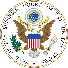 Seal of SCOTUS