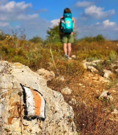 Jesus Trail in Nazareth