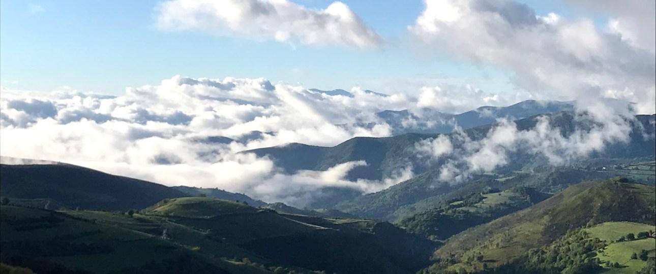 Camino de Santiago O'Cebriero