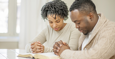 PRAYERS AGAINST UNPROFITABLE LATENESS IN MARRIAGE