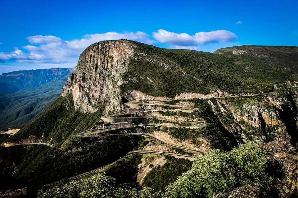 angola terrain