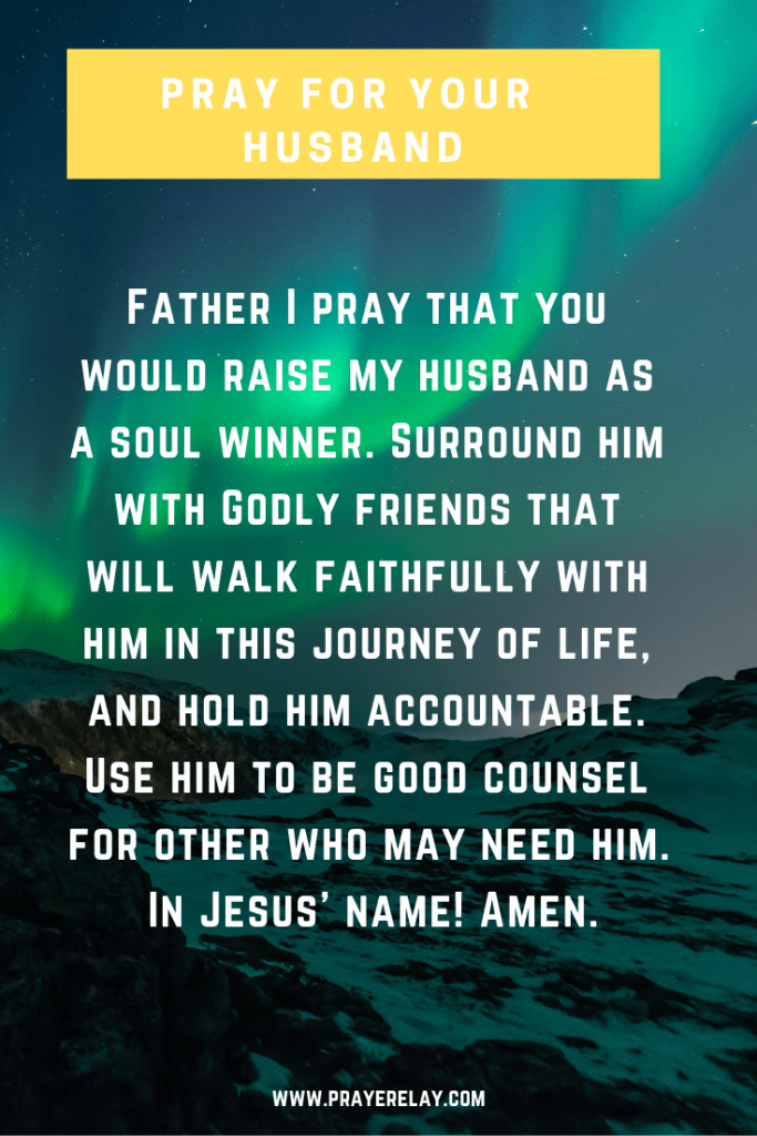10 Powerful Prayers to Pray for your husband 3