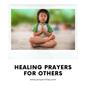 Healing Prayers for Others