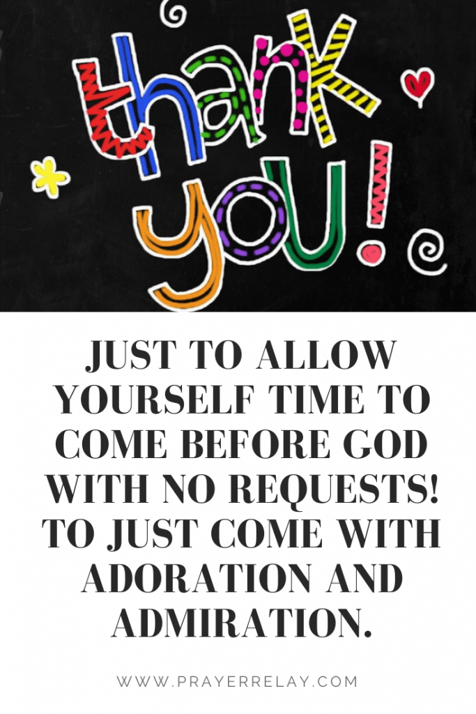 come with adoration
