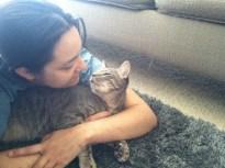 Cuddle boy, Loki