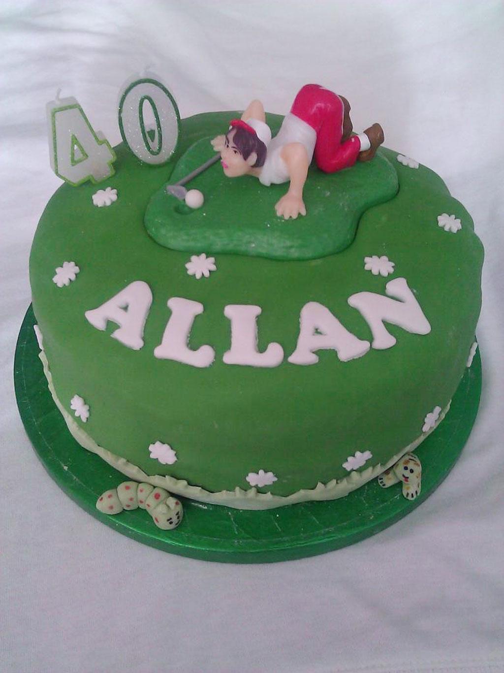 40th Birthday Cake Ideas For Men 4 Birthday Cake