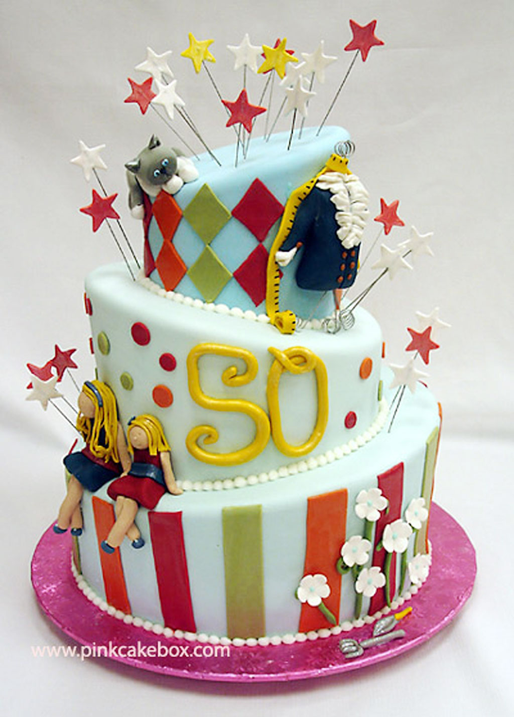 50th Birthday Cakes Pictures Birthday Cake
