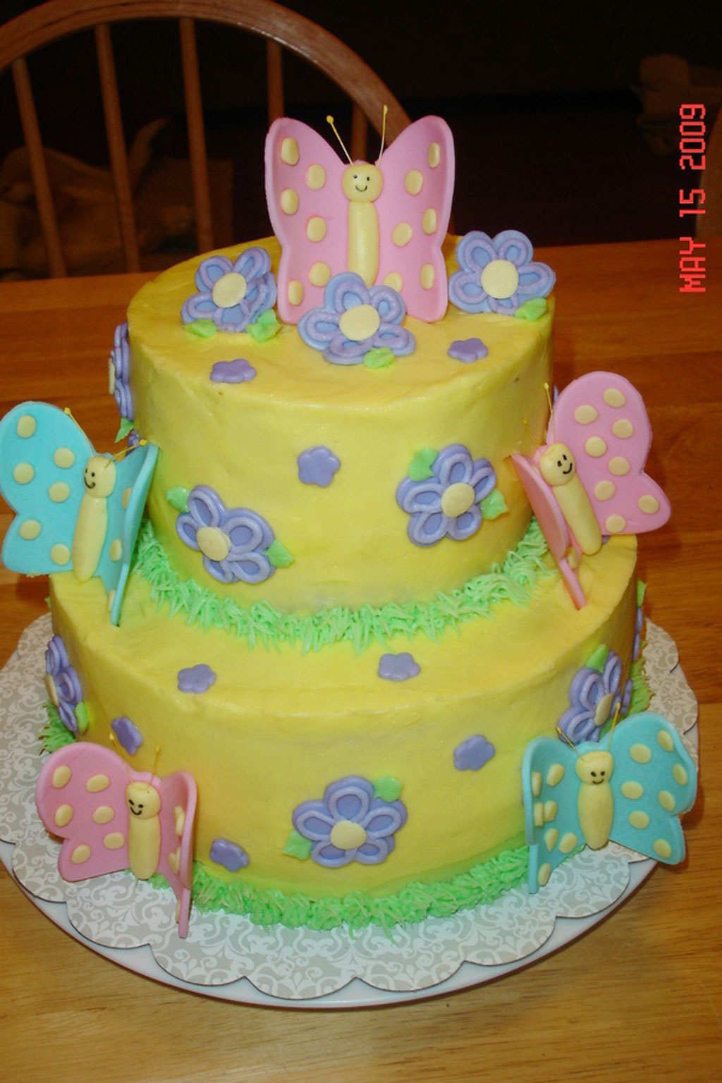 Cakes Ideas For Girls