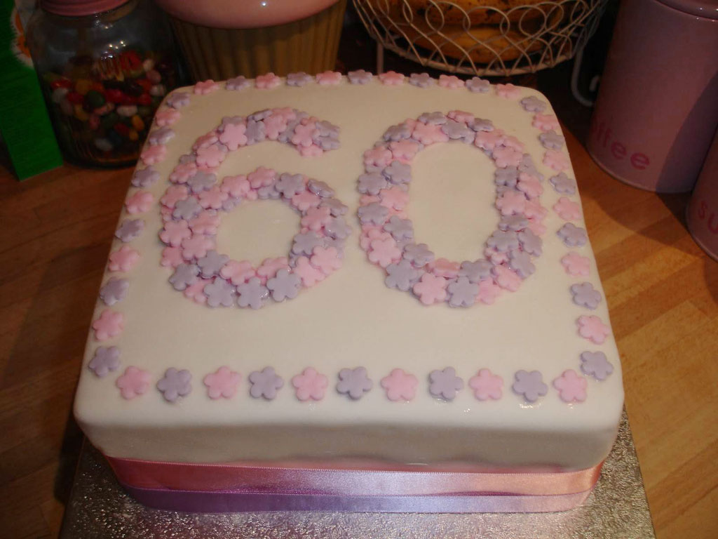 Cheap 60th Birthday Cake Ideas Birthday Cake