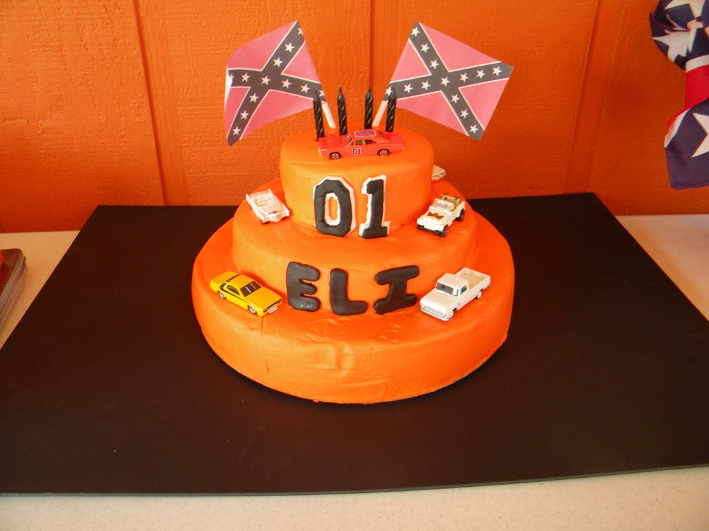 Types Candles Cake