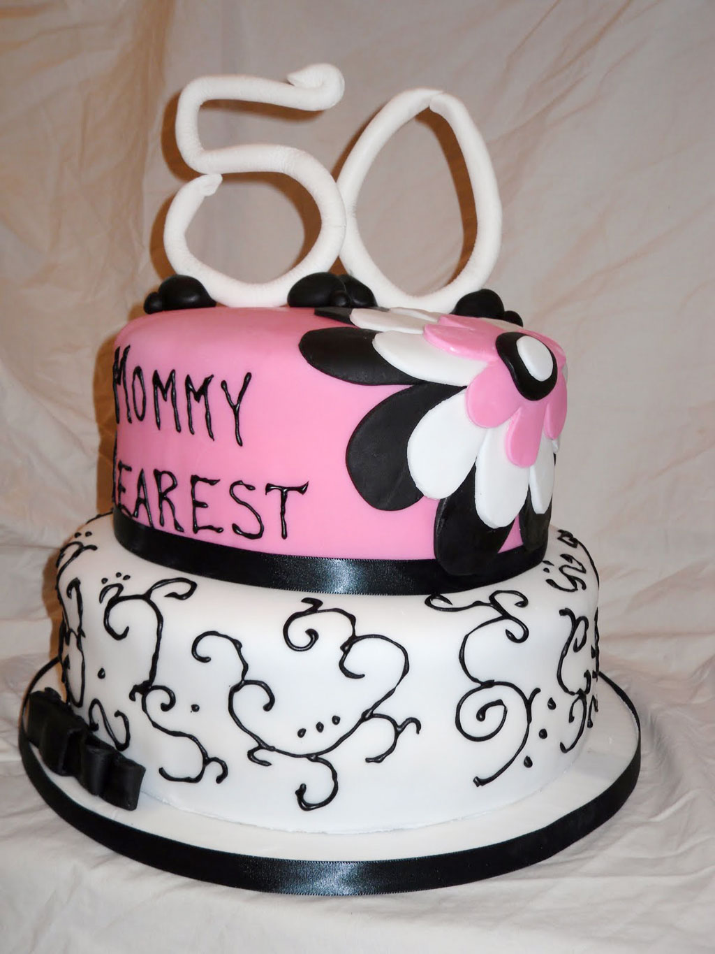 Easy 50th Birthday Cake Ideas Birthday Cake