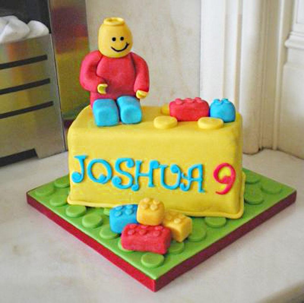 Lego Birthday Cake Ideas For Boys Birthday Cake