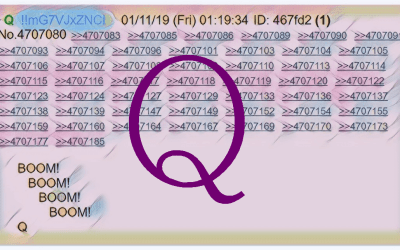 Qanon January 11 – Boom Friday