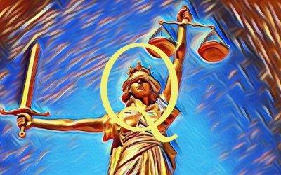 Qanon March 30 – Blind Justice Returns