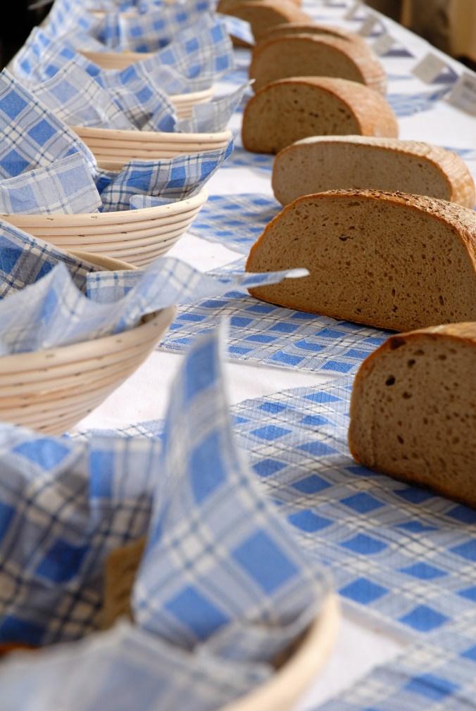 lotsa bread