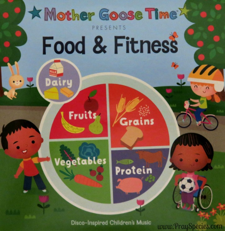 Food and Fitness CD