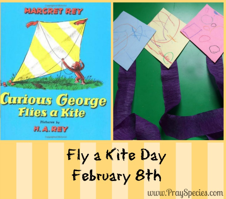 Fly a Kite Day Collage