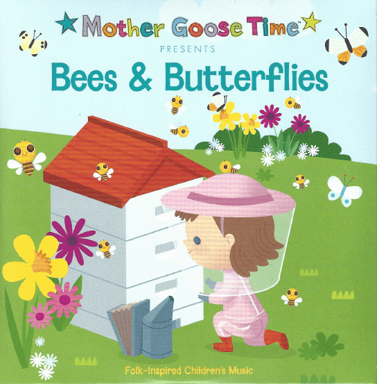 Bees and Butterflies CD